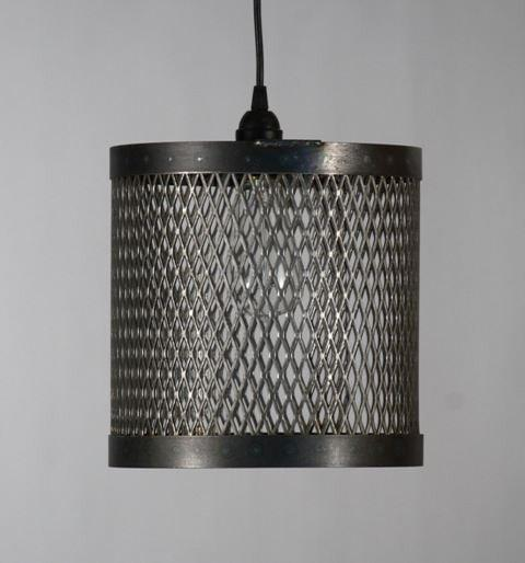 Cage Light 10x10 By Zentique Life on Plum