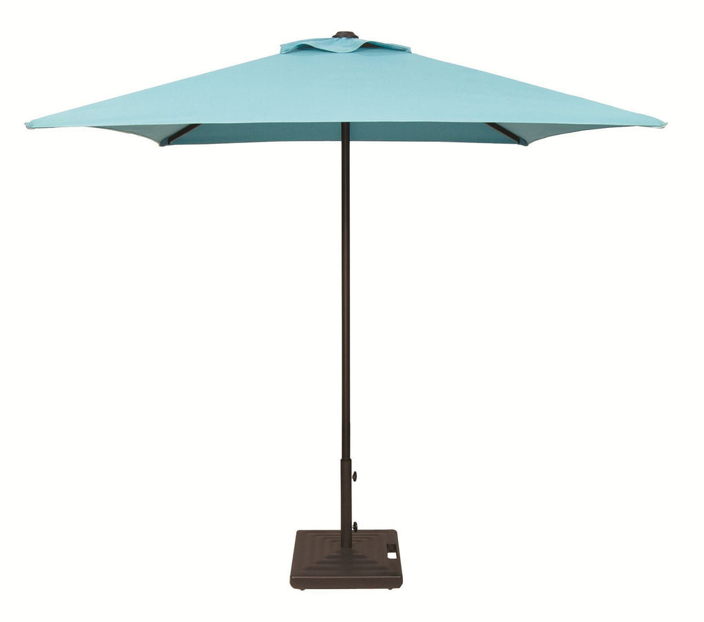 Treasure Garden 7ft Commercial Umbrella Life on Plum