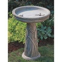 Campania International Dragonfly Birdbath The Garden Gates