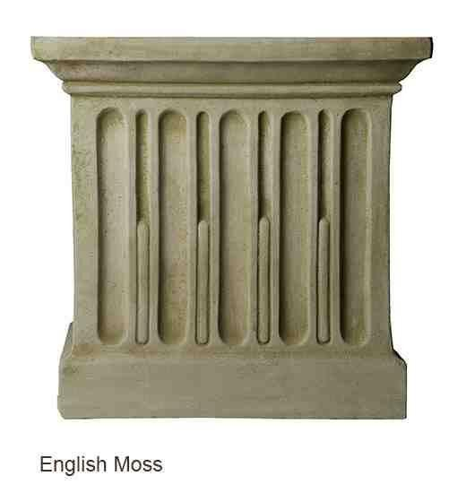Campania International Sussex Wall Fountain Life on Plum