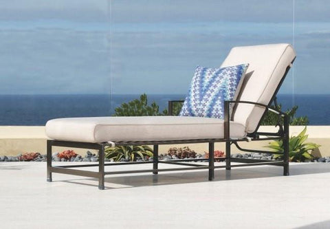 Sunset West La Jolla Adjustable Outdoor Chaise Lounge