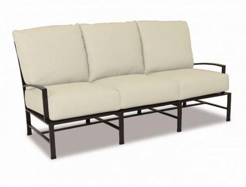 Sunset West La Jolla Outdoor Sofa with Cushions