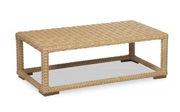 Leucadia Coffee Table by Sunset West Life on Plum