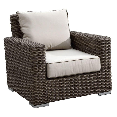 Coronado Club Chair by Sunset West Life on Plum