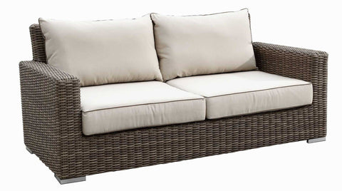Coronado Loveseat by Sunset West Life on Plum