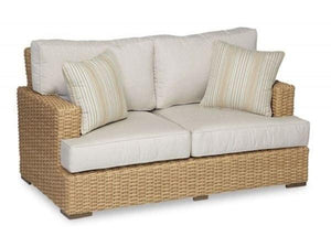 Leucadia Loveseat by Sunset West Life on Plum