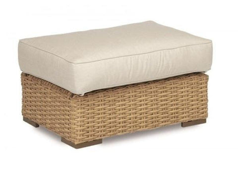Image of Leucadia Ottoman by Sunset West Life on Plum