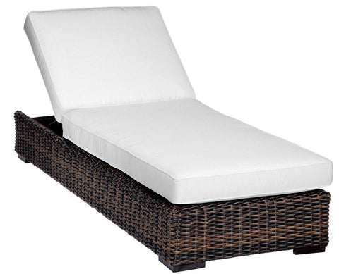 Image of Montecito Adjustable Chaise by Sunset West Life on Plum