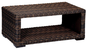 Montecito Coffee Table by Sunset West Life on Plum