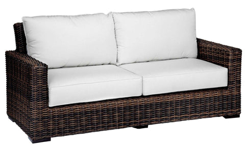 Montecito Loveseat by Sunset West Life on Plum