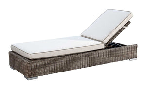 Coronado Adjustable Chaise by Sunset West Life on Plum