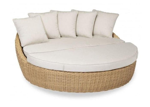 Image of Leucadia 2 Piece Daybed by Sunset West Life on Plum