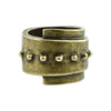 Brass Plated Ring