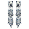 Crystal & Beads Earrings