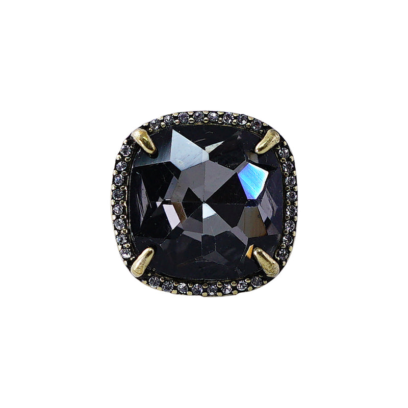 Dark Crystal Ring