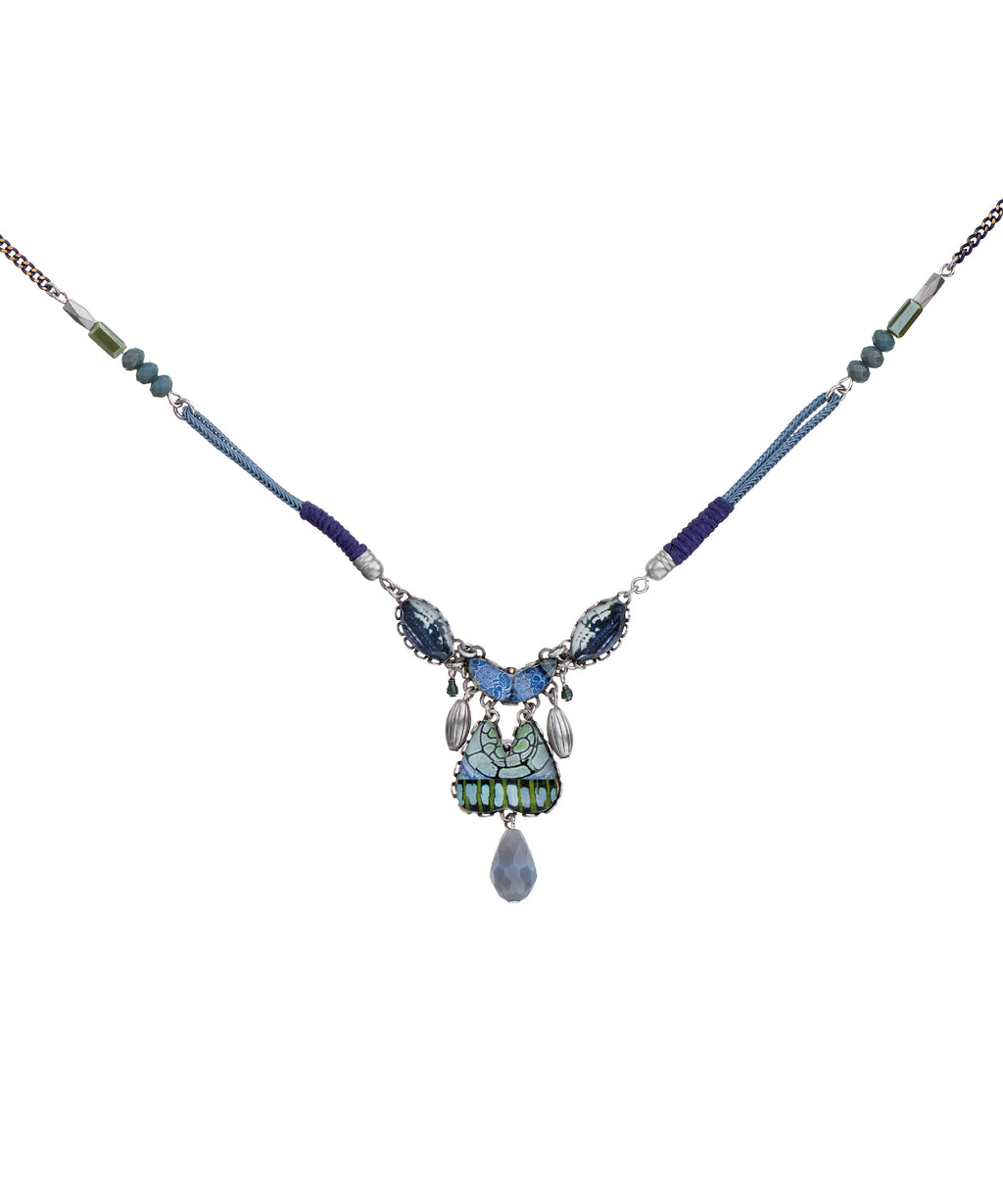 Ayala Bar Blue Planet Necklace