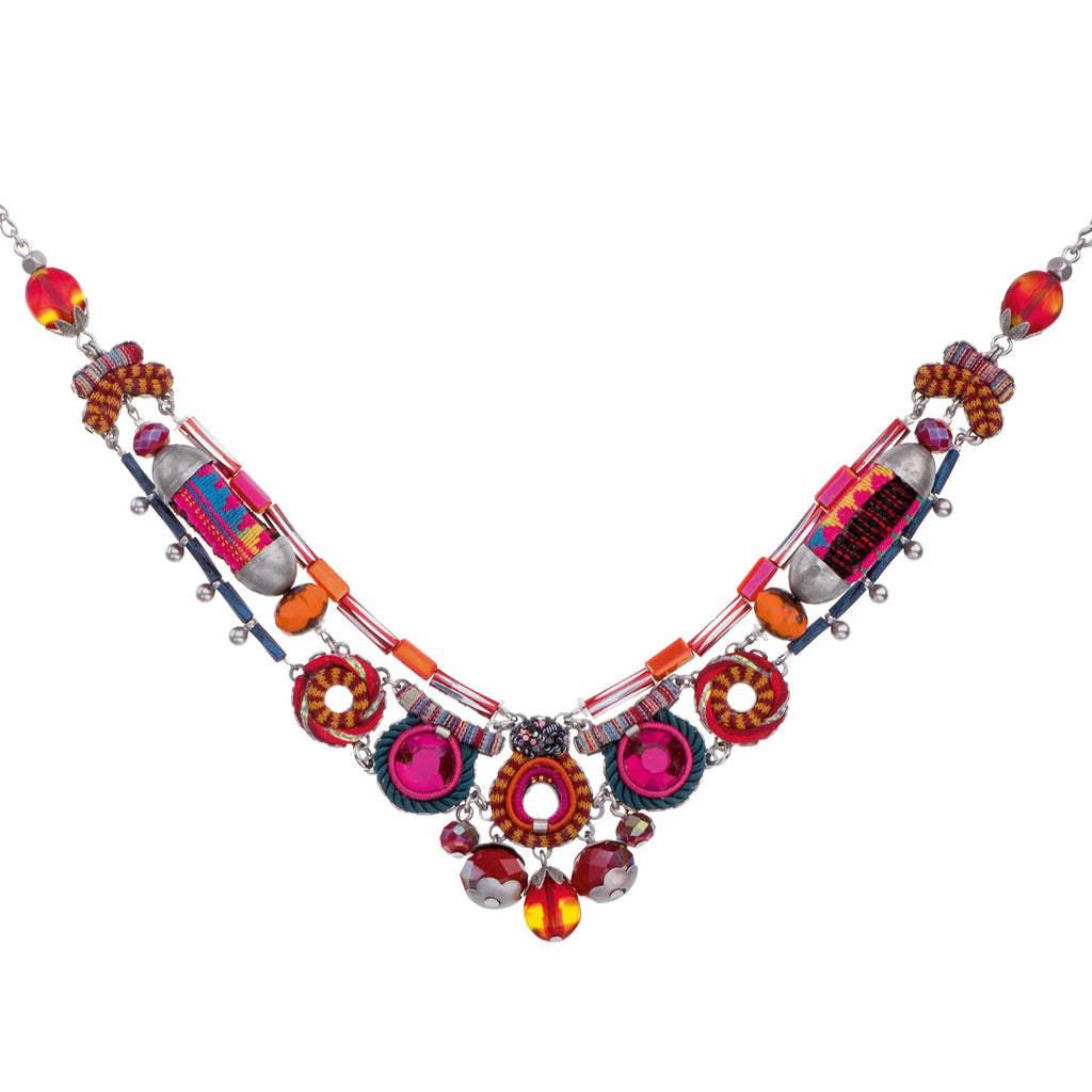 Ayala Bar Crimson Voyage Necklace
