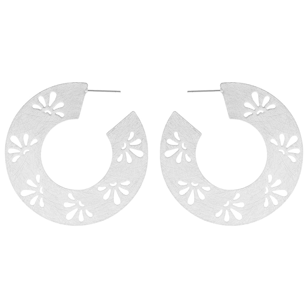 Silver Plated Earrings