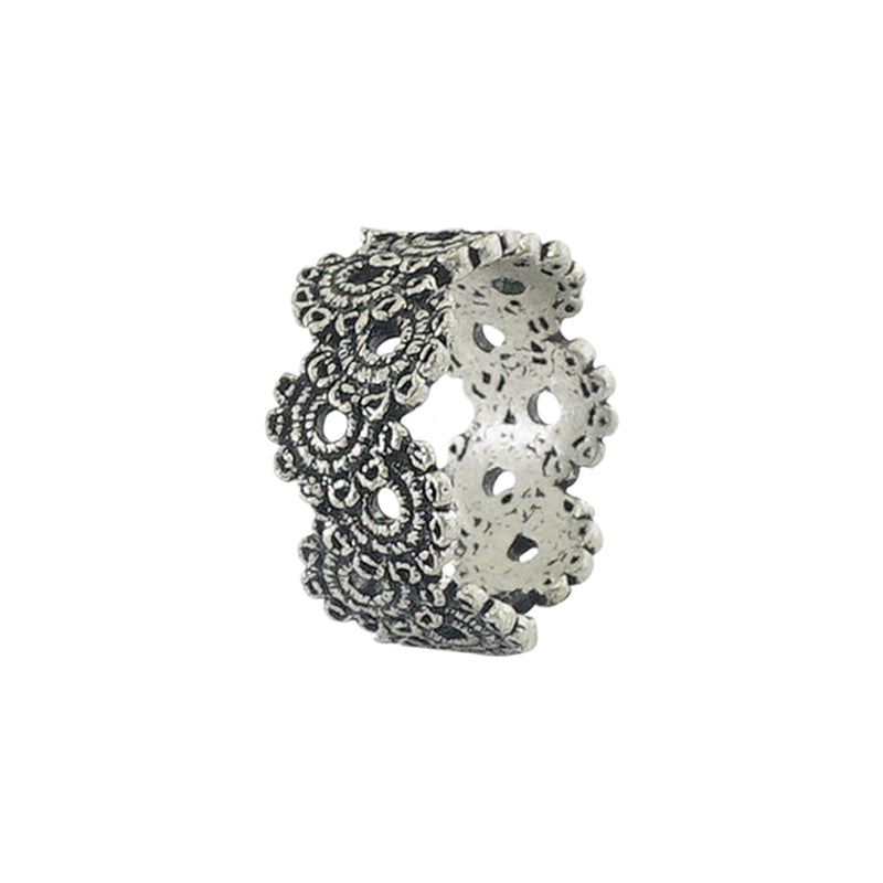Detailed Metal Ring