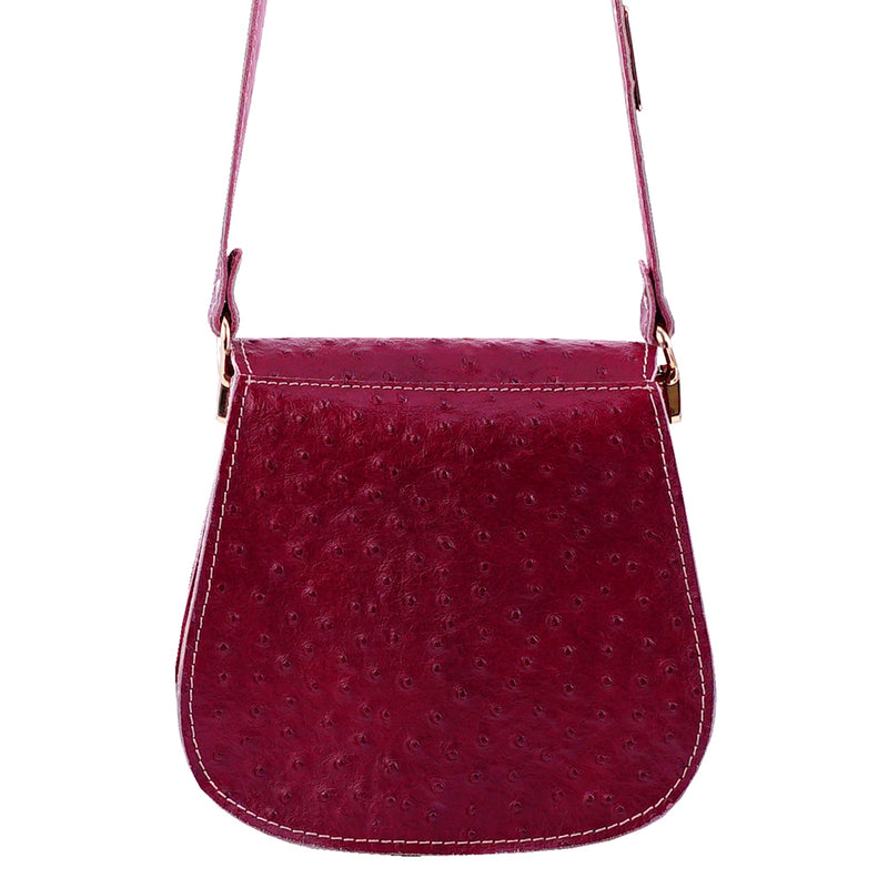 Red Leather Bag