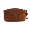 Brown Leather Pouch