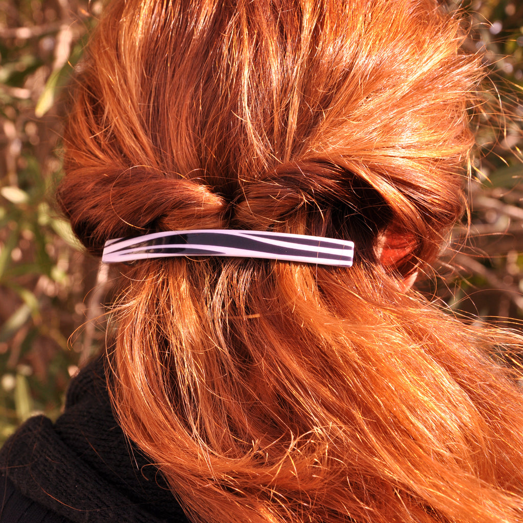 Stripes Hairclip