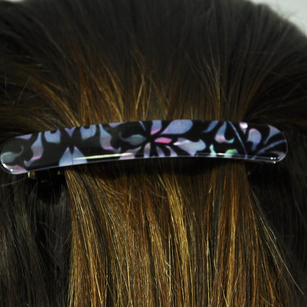 Pink & Purple Hairclip