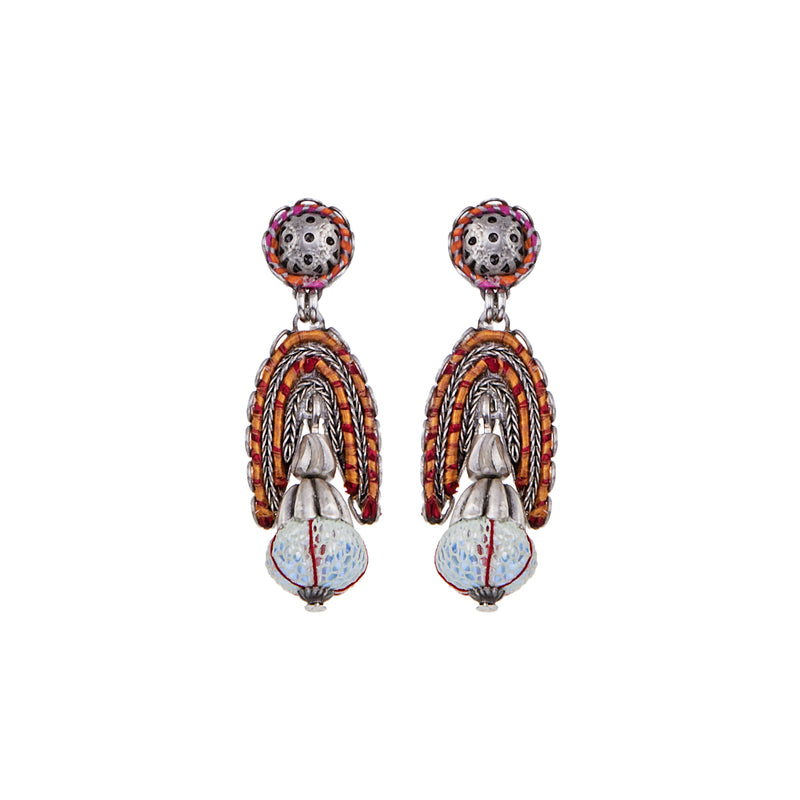 Ayala Bar Coral Cave Earrings