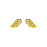Golden Wings Earrings