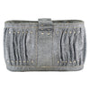 Grey Leather Bag