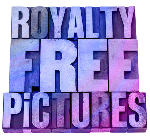 Google royalty free