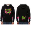 Create Filth, Filthy Slasher Hooded Fleece Pullover