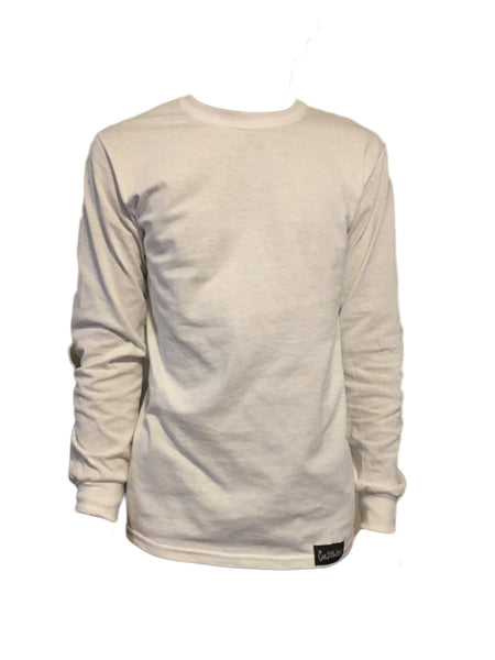 Createwear Long Sleeve Patch T