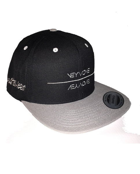 Neyvone - Mirror Snap - Black and Gray