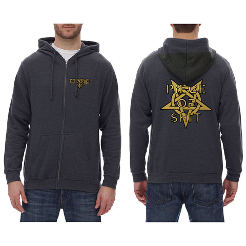 POS Hooded Fleece Zip by Degenerate