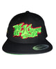 Hack a lung (Phlegm) Snap - Black, Lime, Red