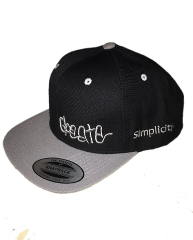 Create Simplicity Snap - Gray