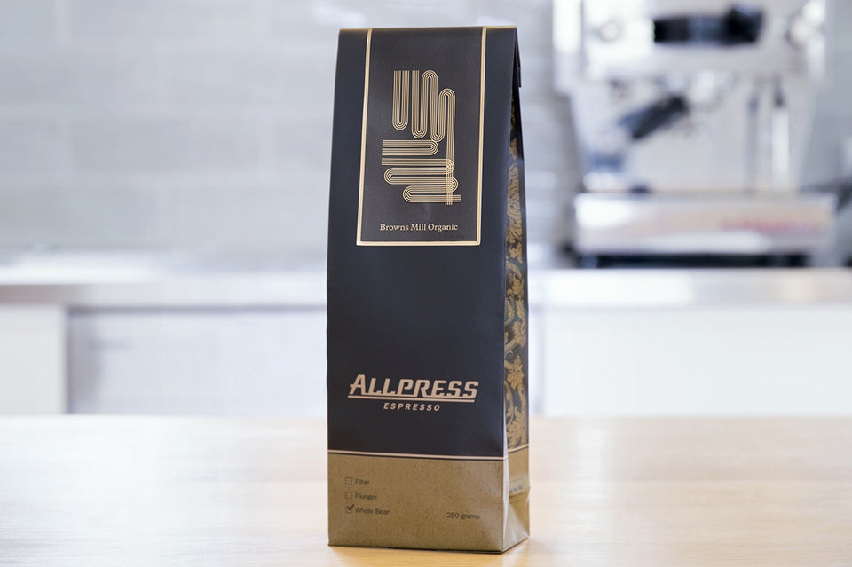 Allpress Supreme Coffee