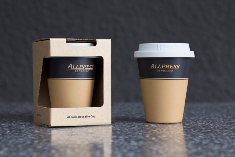 Allpress Coffee Reusable Cup