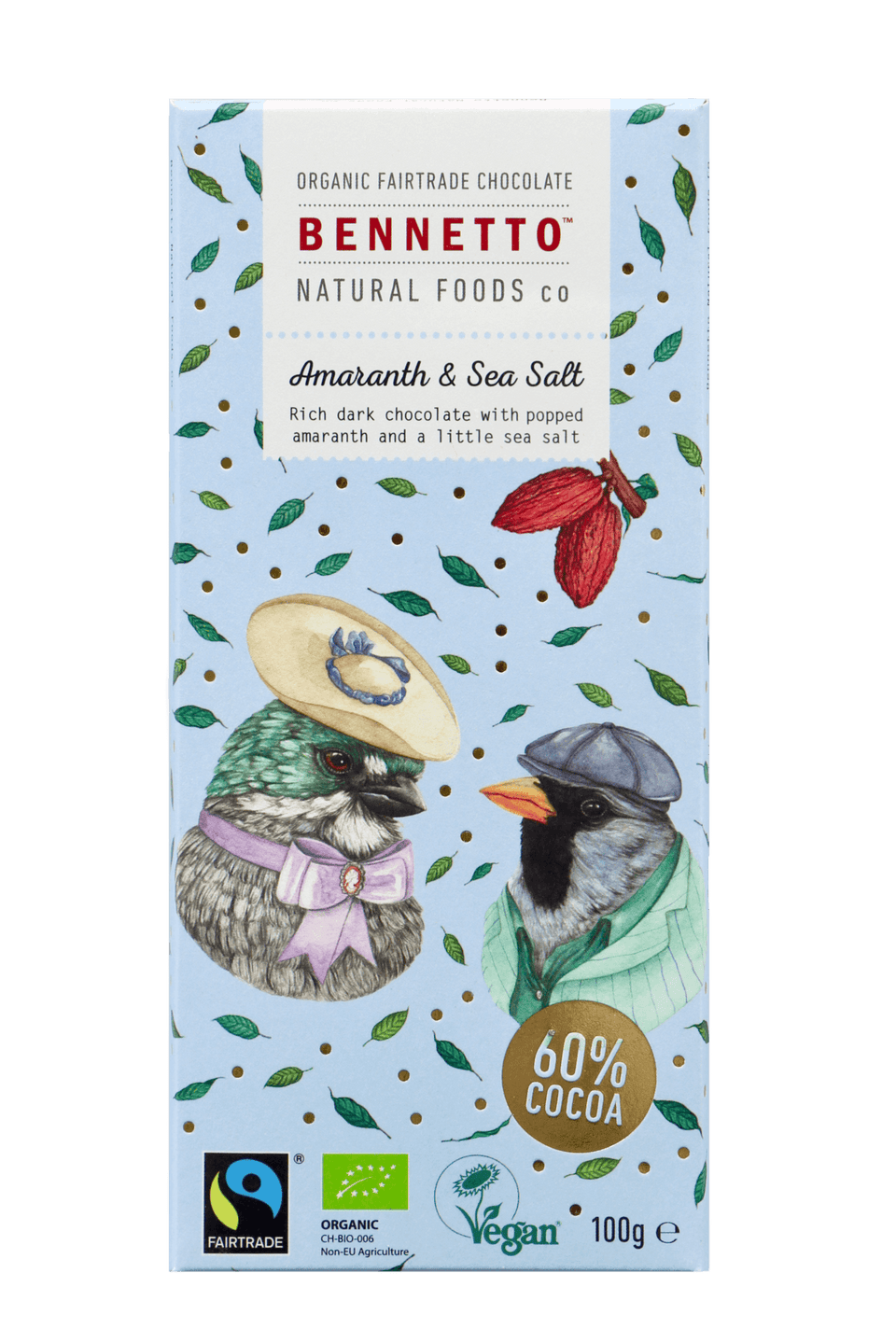 Bennetto Chocolate