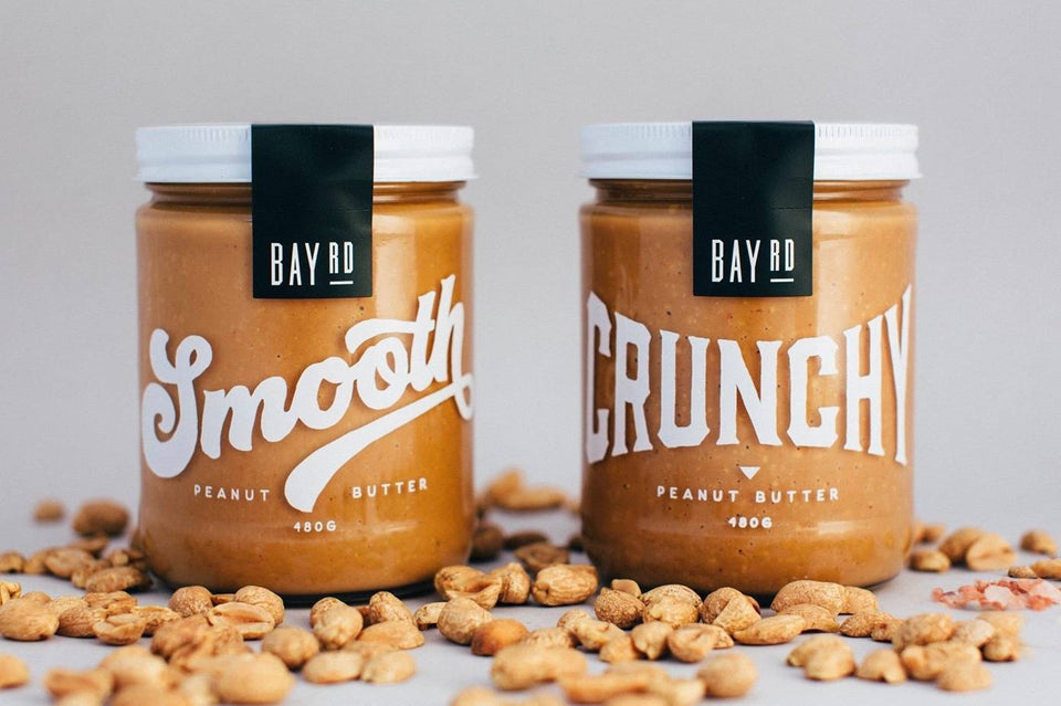 Bay Road Peanut Butter