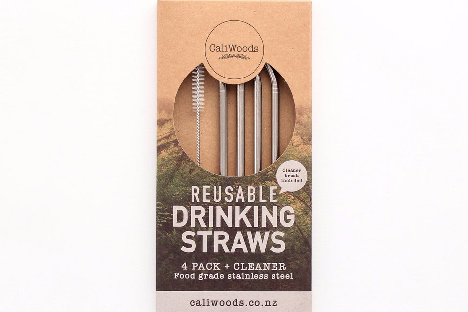 Re-usable Drinking Straws - Gift Saint