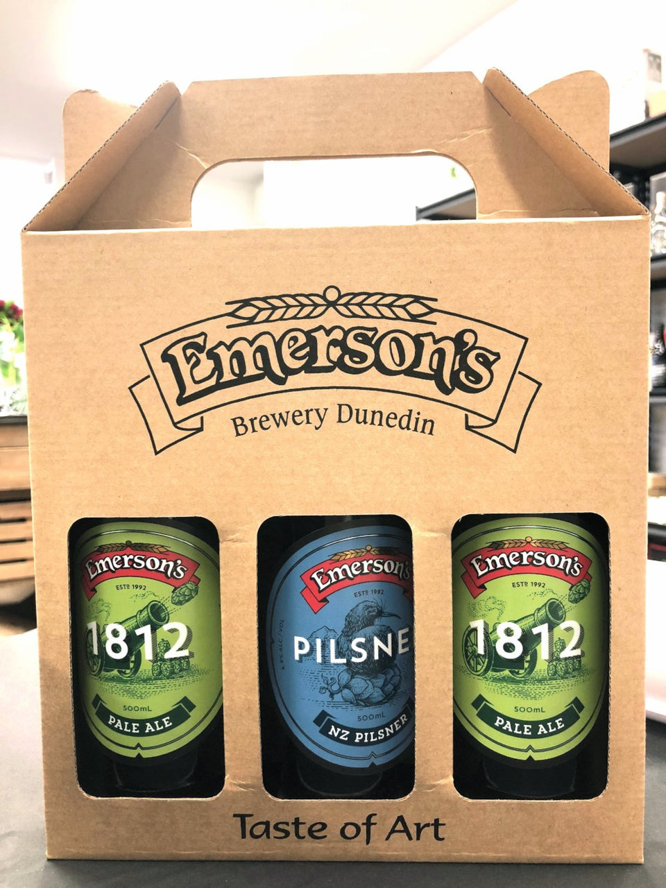 Emerson's Craft Beer - Gift Saint