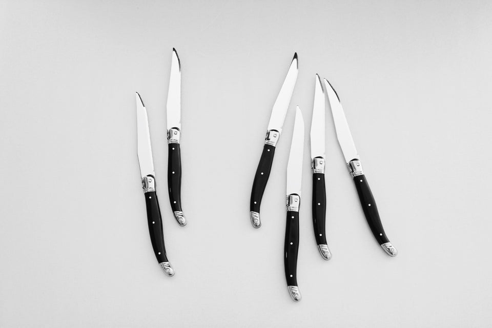 Proper Steak Knife Set - Gift Saint