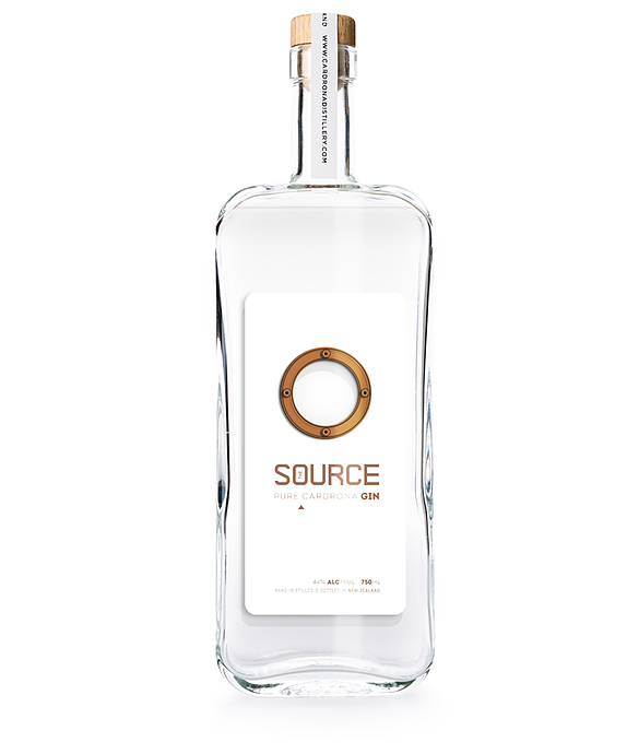 The Source Gin - Cardrona Distillery | Gift Saint