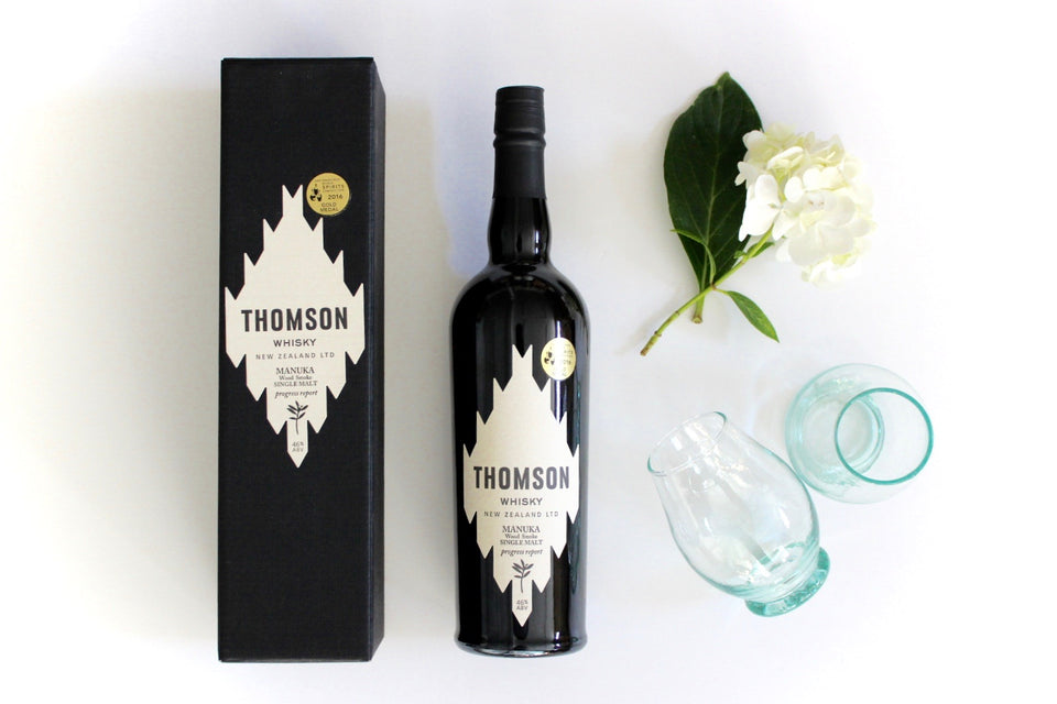 Thomson Whisky Gift Box - Gift Saint