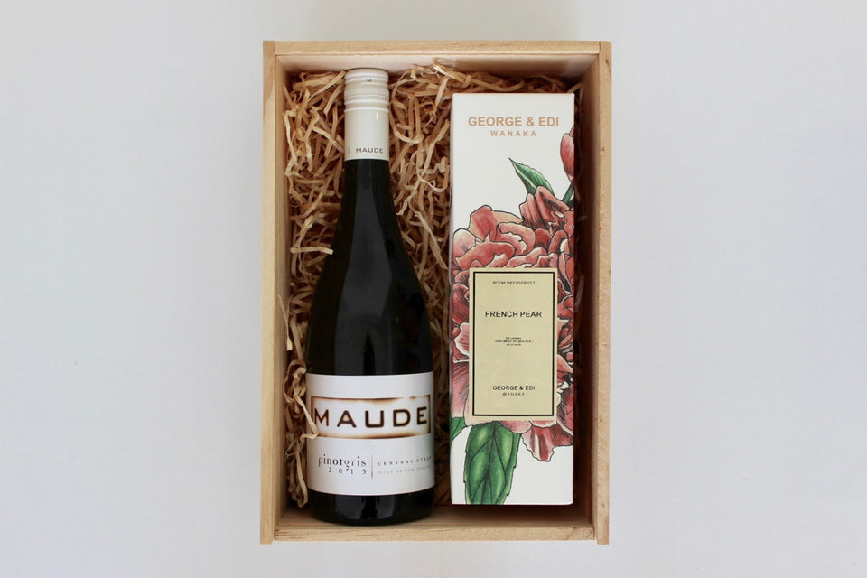 Maude Wines - George & Edi - Gift Saint