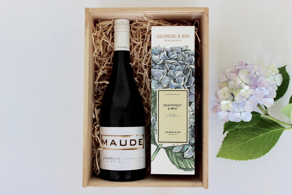 Maude Wines | George & Edi | Gift Saint