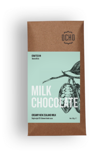 OCHO Milk Chocolate | New at Gift Saint