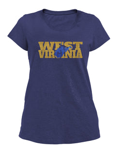 WV Knockout Glitter T-shirt